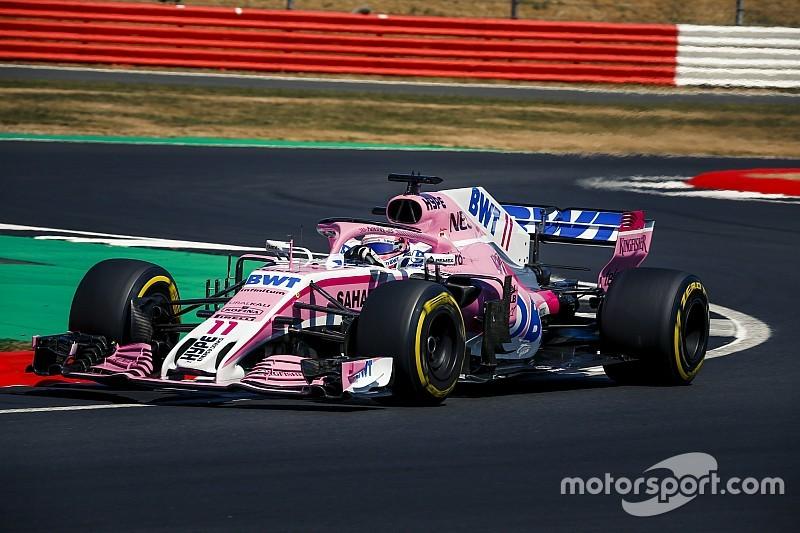 Force India через брак бюджету поступилася у сезоні 2018-го одним оновленням