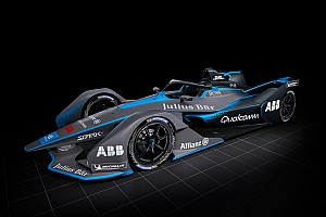 Formel E Fotostrecke Bildergalerie: Das neue Rennauto der Formel E