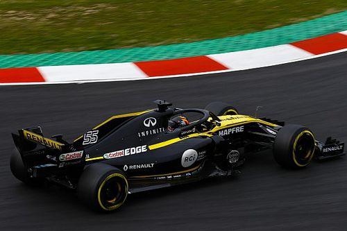 """Sainz espère que la F1 va abandonner le """"dangereux"""" DRS"""
