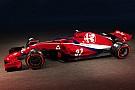 Video: So könnte der Sauber-Alfa Romeo aussehen