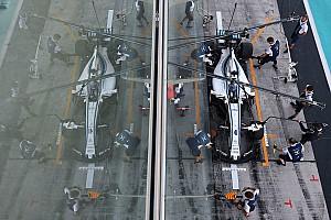 Формула 1 Аналитика Анализ: кто был быстрейшим пилотом Williams на тестах в Абу-Даби