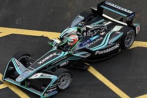 Fórmula E Últimas notícias Mesmo fora do top-10, Nelsinho aprova estreia na Jaguar