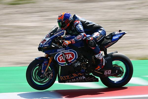 WSBK Résumé d'essais libres Van der Mark régale devant son public, les Ducati devant les Kawasaki