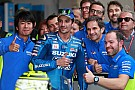 "Em 1º pódio na Suzuki, Iannone desabafa: ""ouvi muito"""