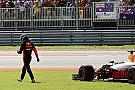 Formel 1 Ölverlust: Daniel Ricciardo verliert mögliches Formel-1-Podium in Austin