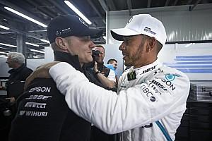 A Mercedes szerint idén Bottas is a bajnoki címért küzdhetett volna
