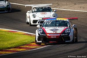 Porsche Carrera Cup France Résumé de course Alessio Rovera entame la saison 2018 par une victoire