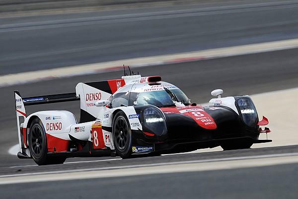 WEC Noticias de última hora Alonso logró 110 vueltas en Bahrein con el Toyota