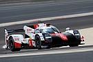 Le Mans Fél a Toyota a privát riválisoktól az LMP1-ben