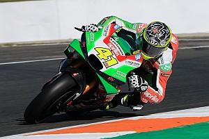 MotoGP Breaking news Aprilia should