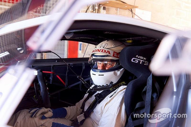 Patrese ismét versenyautóba ül: egy Honda NSX-szel indul a Spa-i 24 óráson