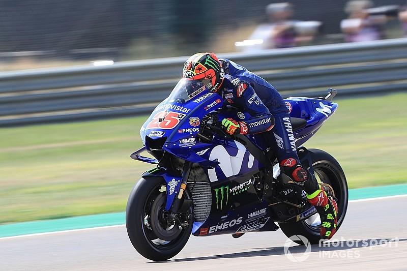 Виньялес показал лучшее время в первой тренировке Гран При Таиланда