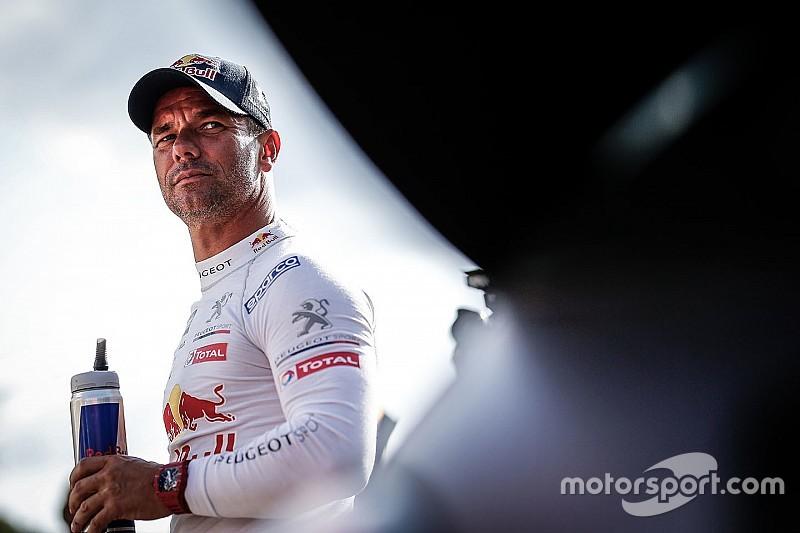 Loeb ikuti tes jelang reli Britania Raya dengan Citroen