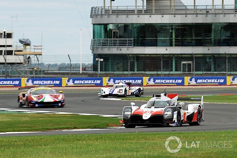 WEC-Abschlusstraining: Alonso mit LMP1-Rekord in Silverstone