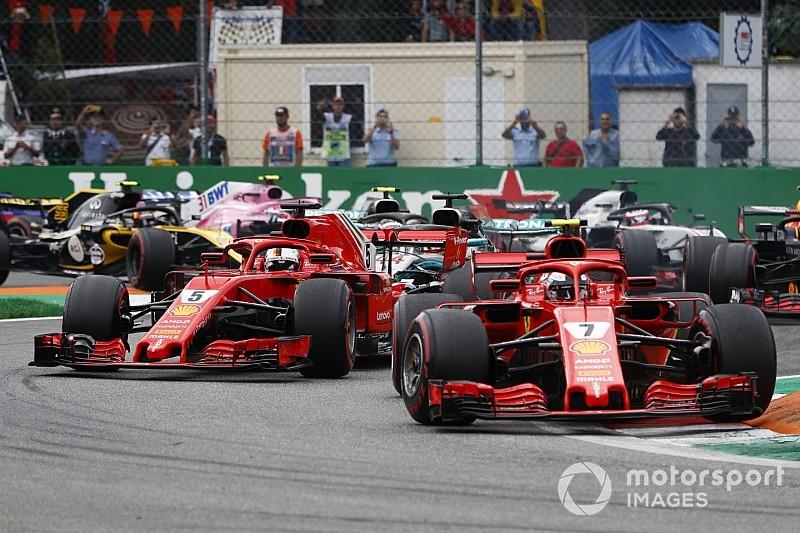 Arrivabene: Video oyunları F1'e rakip olabilir
