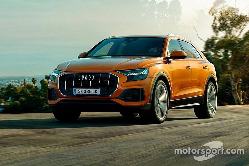 В одеському порту зняли рекламу Audi Q8