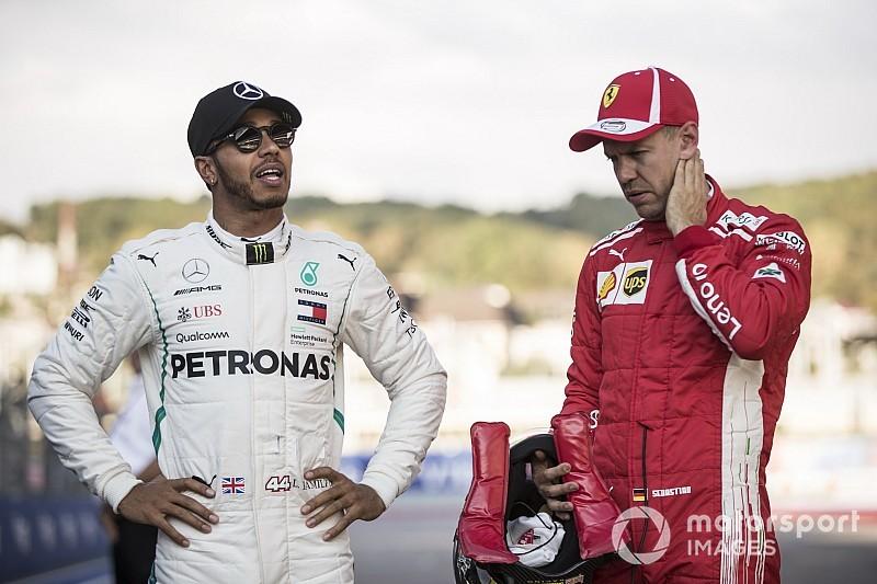 Mondiale Piloti F1 2018: Hamilton ipoteca il titolo, ora è a +50 su Vettel