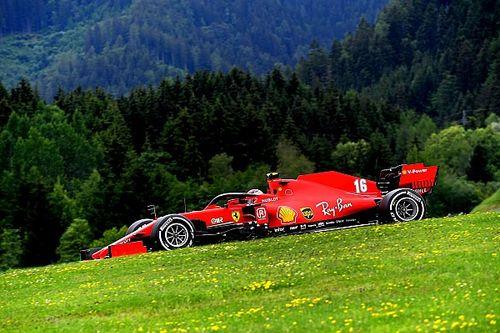 """Leclerc: """"Sürpriz ikincilik galibiyet gibi"""""""