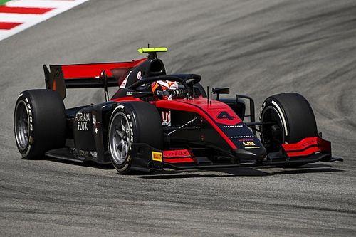 Ilott start F2-hoofdrace in Barcelona vanaf pole position