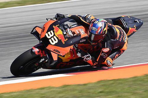 Brno MotoGP: Çaylak Binder, KTM ile sürpriz şekilde ilk zaferini aldı!