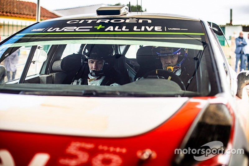 Ogier doesn't want