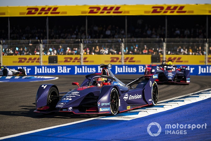Frijns regrets not making last-lap attack in Marrakesh
