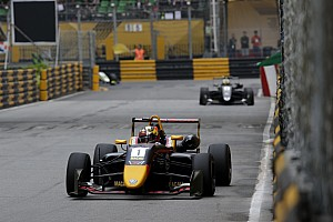 Formel-3-Grand-Prix Macau: Daniel Ticktum siegt, Mick Schumacher Fünfter