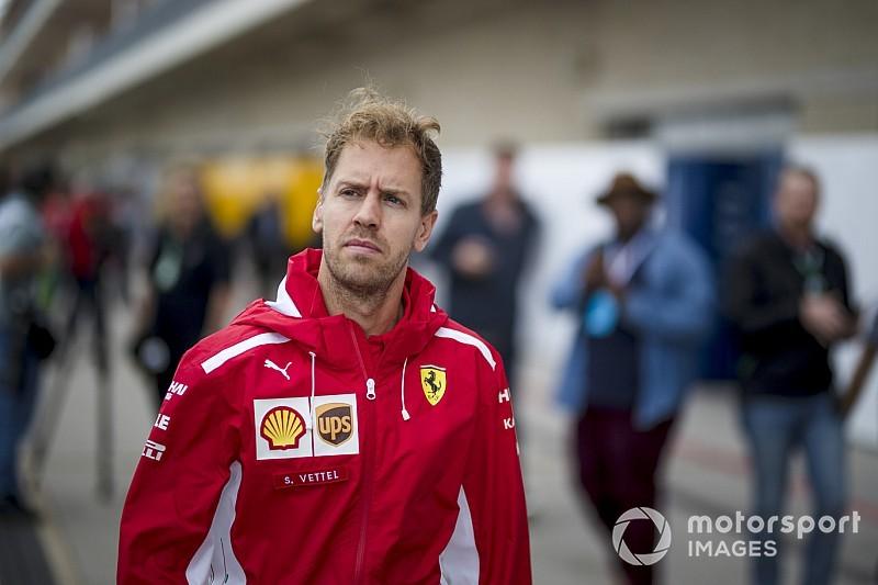 Eerlijke Vettel reflecteert op hoge foutenlast en 'vreemde' spins