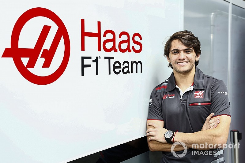 Pietro Fittipaldi lesz a Haas tesztversenyzője