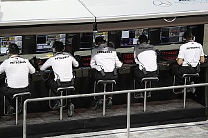 Why F1 risks giving fans a data overload