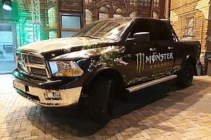 Monster Energy з яскравим гоночним шоу повернулася в Україну