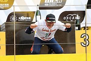 Tarquini, Campione feroce: