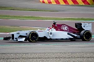 Calderon, Fiorano'daki Sauber testini başarıyla tamamladı
