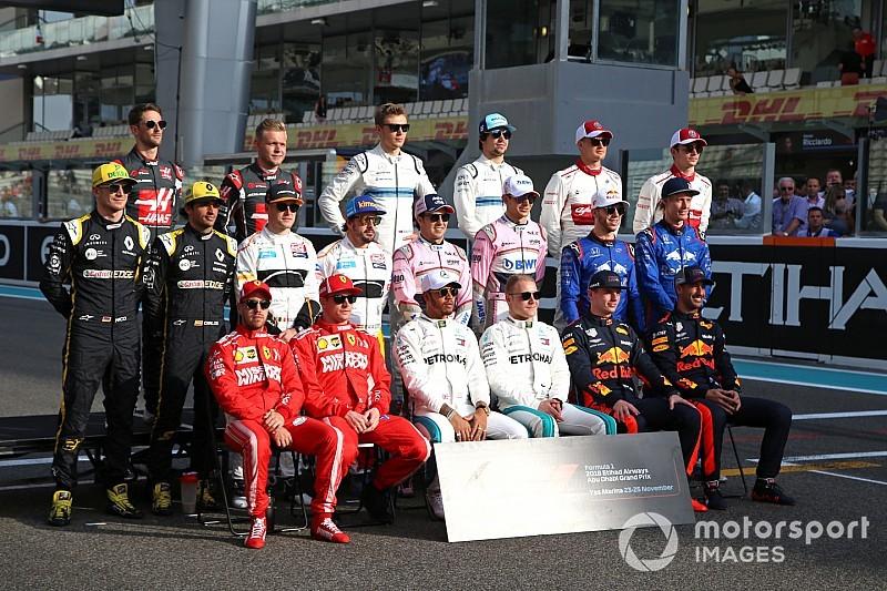 Los pilotos de F1 eligieron a los diez mejores de 2018