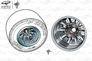 The latest tweaks to the controversial Mercedes wheel design