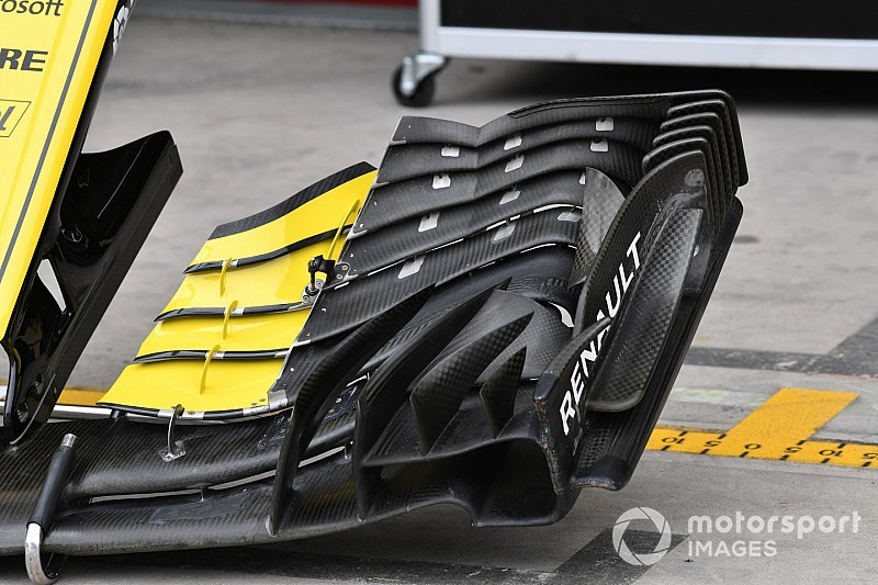 Slashing downforce could leave F1