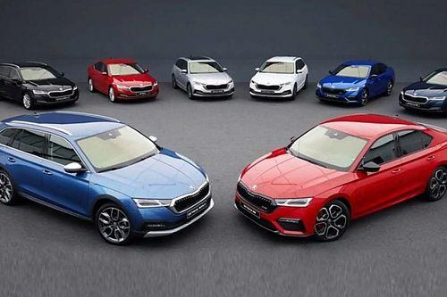 Villanyautó lehet a Škoda legnépszerűbb modelljéből