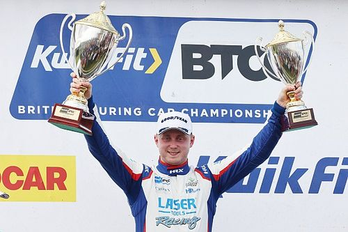 The making of the BTCC's newest superstar