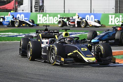 Hasil Sprint Race 1 F2 Rusia: Ticktum Menang, Shwartzman Podium