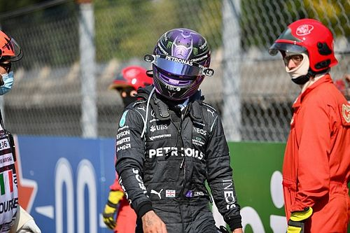 """Schumacher: """"Lewis ezt túldramatizálta"""""""