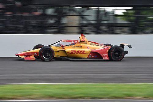 Grosjean doet vertrouwen op tijdens eerste kennismaking met Indianapolis