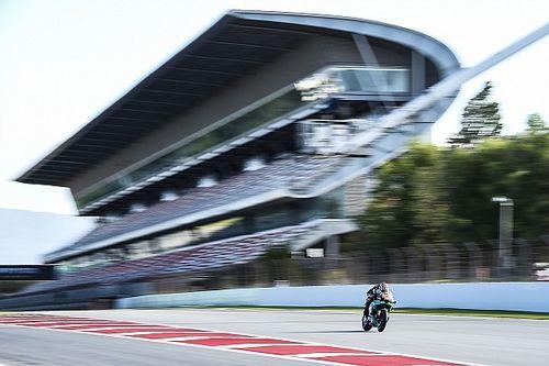 Quartararo lidera el tercer ensayo de MotoGP en Barcelona