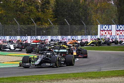 Re-live bei Sky: Alle TV-Infos zum Formel-1-Rennen in Imola 2021!