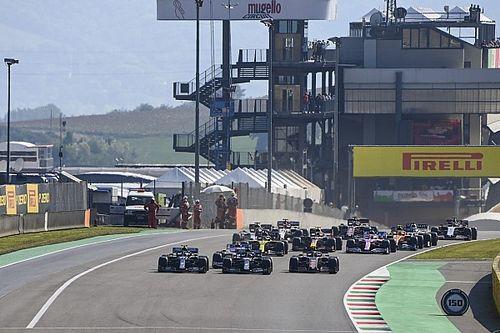 Así queda el mundial de F1 tras el caos de Mugello