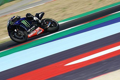 Uitslag kwalificatie MotoGP GP van Emilia-Romagna