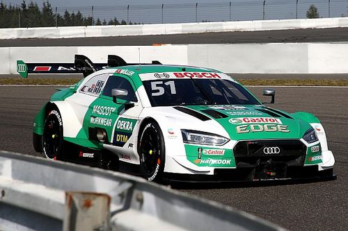 Nurburgring DTM: Muller bounces back to win Race 2