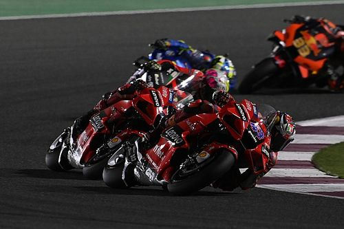 Ducati not worried by missed Qatar MotoGP wins