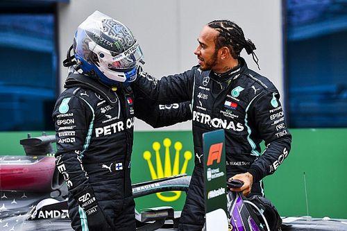 """Bottas kopieert Rosberg niet: """"Geen mentale spelletjes met Hamilton"""""""