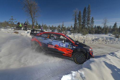 """Hyundai: """"Hibrit kuralları WRC'yi 'güvenilir bir platform' haline getirdi"""""""