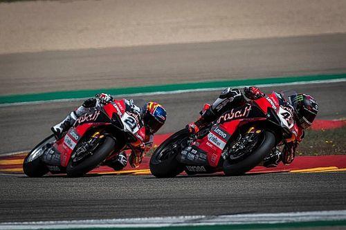SBK: Ducati completa due giorni di test a Navarra
